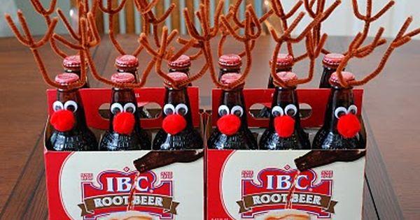 """""""Root Deer""""! great neighbor gift idea!"""