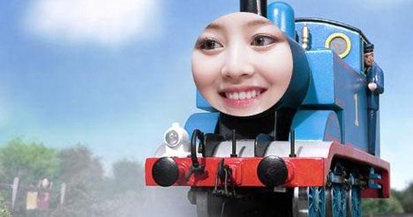 Jihyo The Tank Engine Thomas The Tank Engine Thomas The Tank Thomas The Train