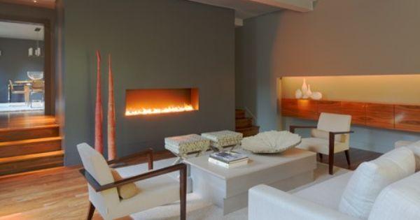 Fiamma Linea 60 Linear B Vent Fireplace Fireplace Home Decor Design
