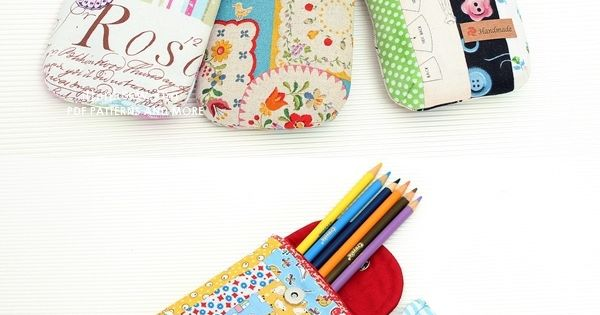 Sewing bags - Free Pattern for Buyers - Kim Clutch PDF Pattern