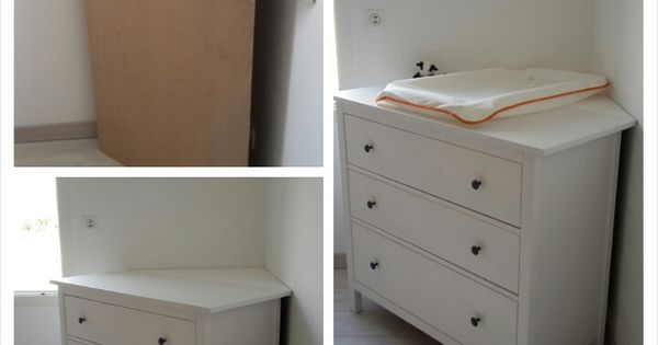 Ikea hack table langer en coin pinteres - Coin de table ikea ...