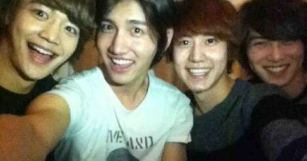 K Pop Idol Cliques Do You Know About The Kyu Line Super Junior Shinee Tvxq