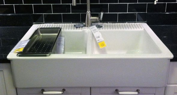 apron sink potential - IKEA Our Desoto St Home Pinterest Canada ...