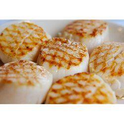 fresh atlantic sea scallops the prime gourmet scallop recipes scallops salad food pinterest