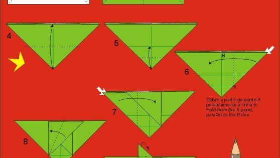 Origami Pencils Crafthubs