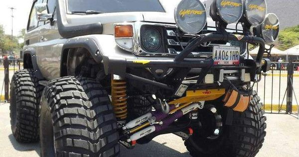 Lights Winch Snorkel Lifted Roof Mounted Tent All