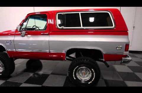 2605 Atl 1985 Chevy Blazer K5 Youtube Chevy Blazer K5 K5 Blazer Chevy