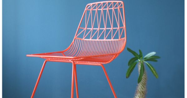 Named For The Zany Redhead The Lucy Chair By Viesso Is A Design Object Can Stand Alone Or With Her Reliable Counterpart Ethel Indoor Or Outdoor Use Made Fr