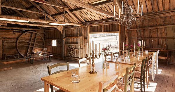 Barn Style Interiors My Style Barn Style Rustic Home Pinterest