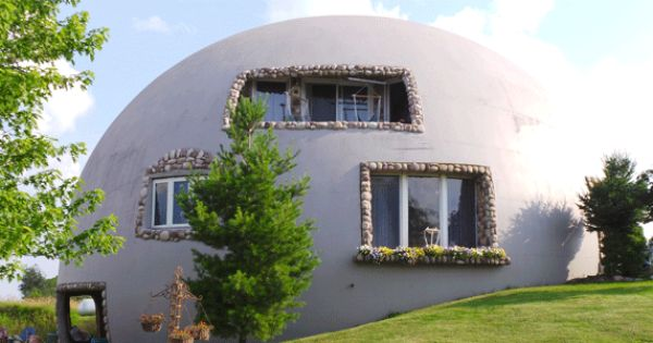 Thyme For Bed Monolithic Dome Bed And Breakfast In Lowell Monolithic Dome Homes