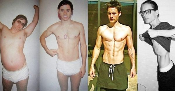 Pin On Famous Body Transformations