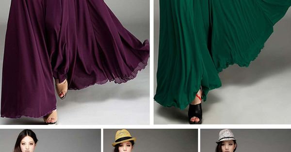 If you are having second thoughts about this elegant surplice maxi chiffon