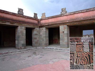 10 HISTOIRE de l'ANCIEN MEXIQUE.<br>La Période Classique ou la Splendeur
