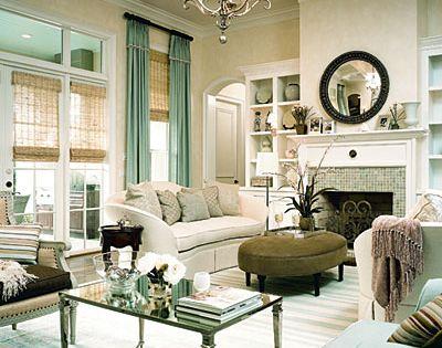 Modern french living room design [ MexicanConnexionForTile.com ] LivingRoom Talavera handmade