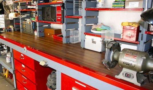 7 Ways To Set Up Your Home Workshop Garage Workshop
