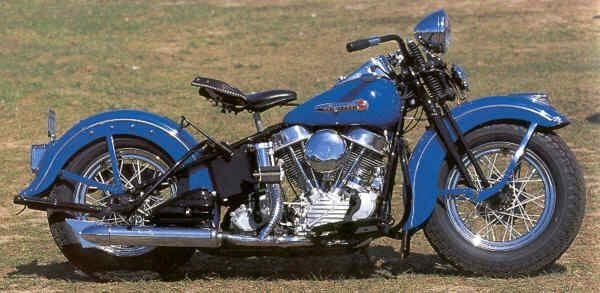 1948 Replica Panhead Kit Bike Motorcycle Photography Bike