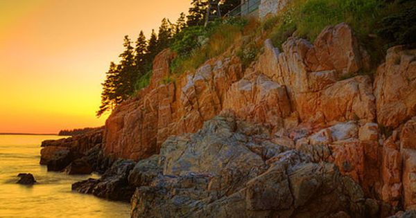 Bass Harbor Lighthouse, Acadia National Park, Maine. On the Bucket List