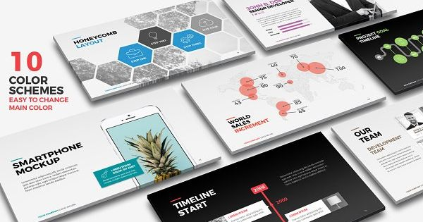 NEO is a multipurpose powerpoint template suitable for account, management, corporate business report