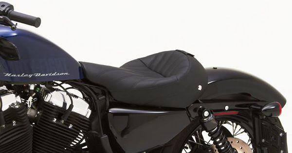 Corbin Classic Solo saddle for 2011-2014 Harley-Davidson ...