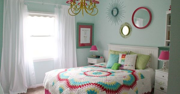 colorful teen girls bedroom paint colors girls and sea 13483 | ccbaa5050b43a62af4e37ea91ae5a5a7