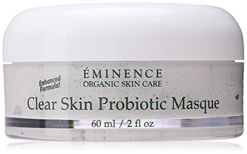 Eminence Clear Skin Probiotic Masque Skin Care 2 Ounce To View Further For This Item Visit Th Facial Treatments Clear Skin Skin Care Coconut Oil Skin Care