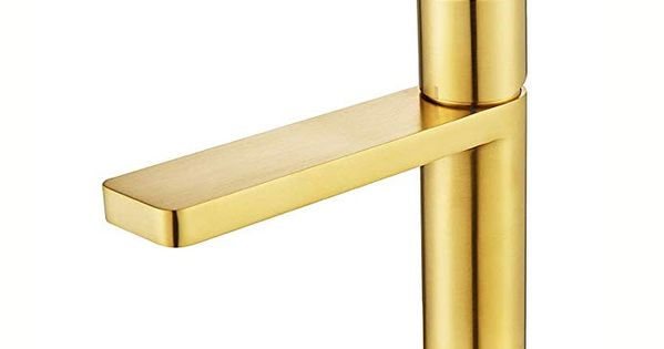 Ezanda Brass Single Handle Bathroom Faucet With Deck Plate Pop Up Sink Drain Assembly Faucet Supp Single Handle Bathroom Faucet Pop Up Sink Drain Sink Drain
