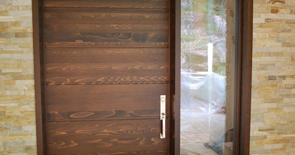 wood front doors portes d 39 entr e en bois www. Black Bedroom Furniture Sets. Home Design Ideas
