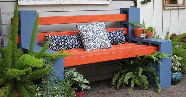 M s ideas para decorar con poco dinero listones de - Decorar un jardin con poco dinero ...