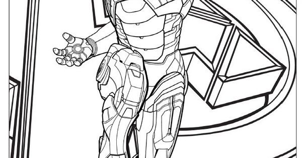 Download Avengers Coloring Pages Here Blackwidow: Download #Avengers Coloring Pages Here! #IronMan