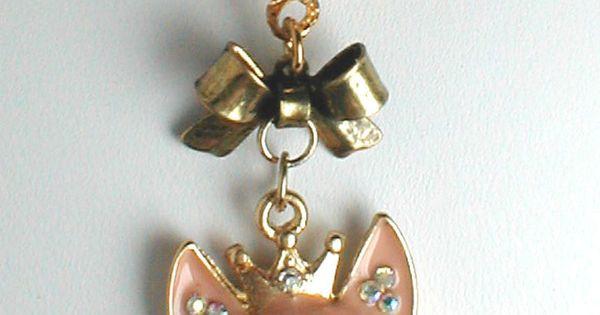gold bow with piglet belly ring b e l l y p i e r c i