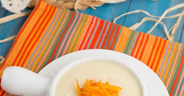 Roasted Garlic Vegan Soup
