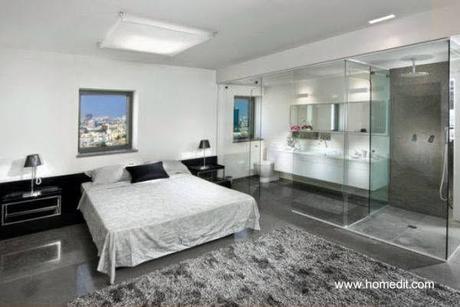 Modernos Banos Integrados Al Dormitorio Dormitorios Decoracion