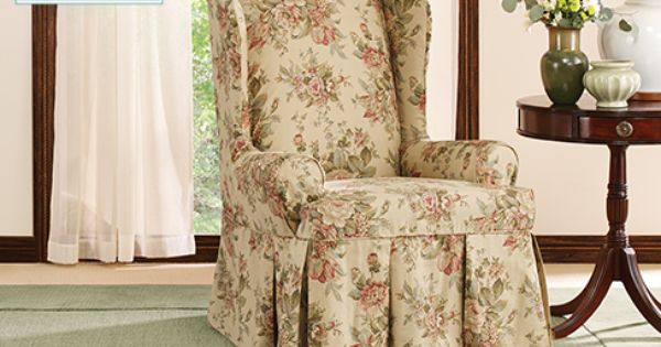 Bridgewater Floral Waverly By Sure Fit Wing Chair Iphone Wallpapers Free Beautiful  HD Wallpapers, Images Over 1000+ [getprihce.gq]