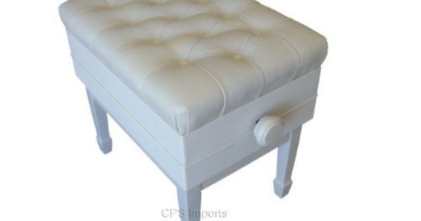Bubblebone Com Piano Bench Cowhide Cushions Best Piano