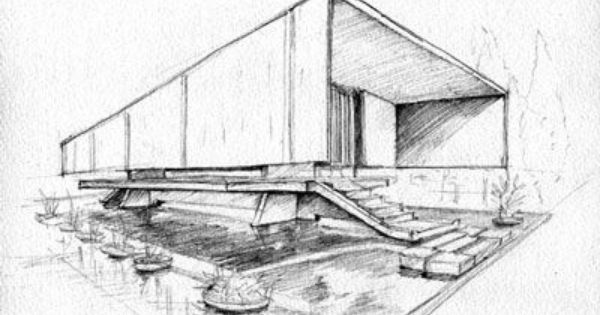 Cool Architecture Design Drawings pinmelik avşar on best 100 pİctures | pinterest | sketches