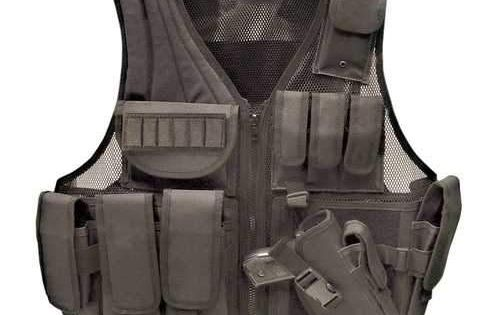 Keep Your Tactical Gear Within Easy Reach And Your Hands Free