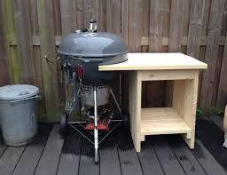 Nieuw Afbeeldingsresultaat voor bbq tafel weber | Outdoor bbq kitchen TR-96