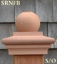Post Cap Options For Your Fence From Elyria Fence A Cleveland Fence Company Since 1932 In 2020 Fence Post Caps Fencing Companies Fence