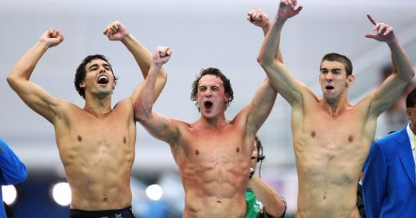 US Olympic swimmers... Are gorgeous!