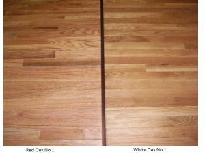 Differences Between Red Oak And White Oak Hardwood Flooring Color Graining Hardness White Oak Hardwood Floors Oak Hardwood Flooring Red Oak Hardwood Floors