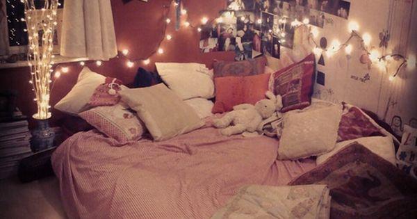 Decorar tu habitaci n con luces luces de navidad para - Decora tu habitacion online ...