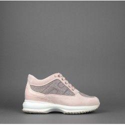 nike air force 1 zeppa alta rosa cipria