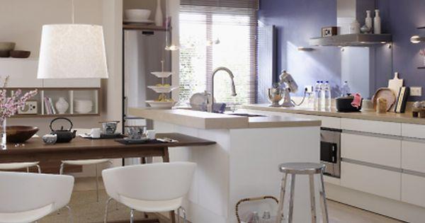 einrichten einrichtungsideen f r die wohnk che. Black Bedroom Furniture Sets. Home Design Ideas