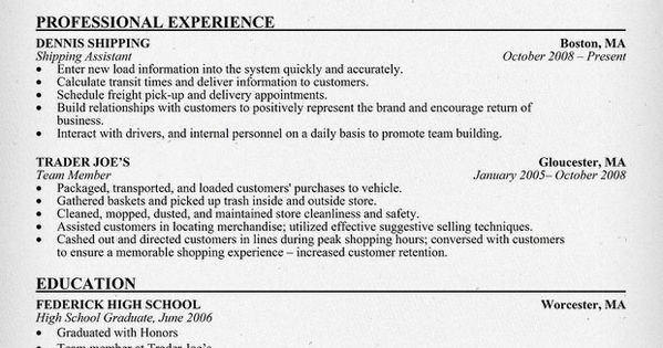 Retail Customer Service Resume Sample (resumecompanion.com)