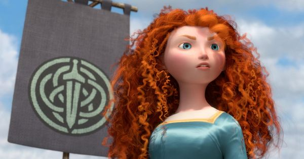 Brave Movie merida | Brave Review - Movie Reviews - Entertainment Fuse
