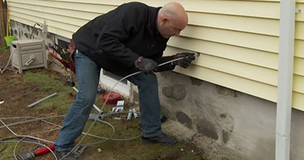 [DHAV_9290]  How to Run Underground Wiring to a Garage | Detached garage, Shed plans,  Shed homes | Residential Detached Garage Wiring |  | Pinterest