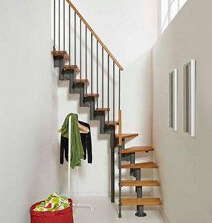 Escaliers Interieur Colimacon Interior Leroy Merlin Para Vuelta Avant D Acheter Une Maison Monte Es Kleines Haus Treppe Kleines Wohndesign Treppen Innen