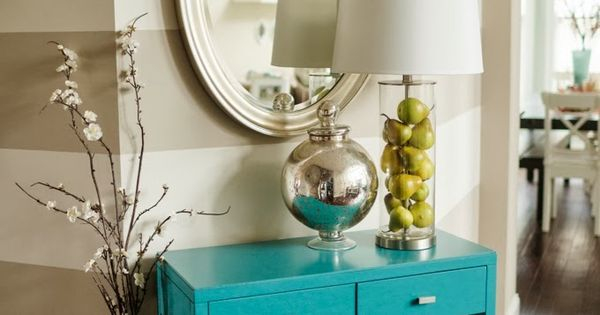 Espelho decora o hall de entrada home pinterest - Decoracion de hall ...