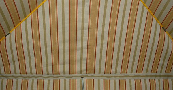 Vintage Awnings Picture Illustrations Of The Set Up Of A