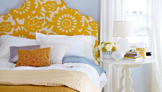 DIY Headboards! Another color scheme for guest room